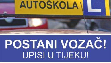 Photo of U Autoškoli otvoreni upisi za svibanj i lipanj 2020.