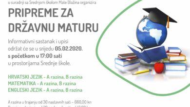 Photo of PRIPREME ZA DRŽAVNU MATURU