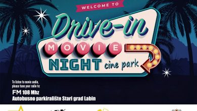 "Photo of DRIVE-IN ""CINE PARK"" U LABINU"