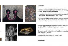Photo of Otvorenje izložbi mladih umjetnika u sklopu projekta KRUG – Kultura, Umjetnost i Građani