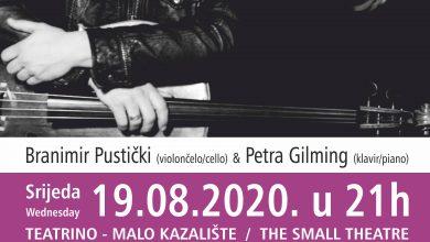 Photo of Koncert klasične glazbe u Malom kazalištu/Teatrinu 19.kolovoza u 21h