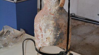 Photo of U Narodni muzej Labin vraćena amfora i više dijelova oplate rimskoga broda